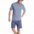 Calida Pyjama kurz Relax Streamline