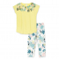 Calida Pyjama 3/4 Girls Tucan