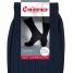 Eminence Mi-chaussettes Côtes 1x1